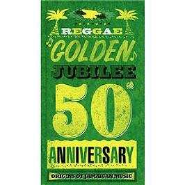 Reggae golden jubilee, CD + Box