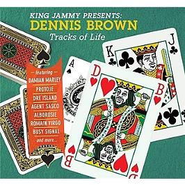 King Jammy's presents tracks of life, Vinyle 33T