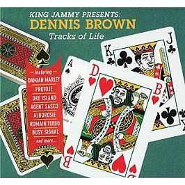 King Jammy's presents tracks of life, CD Digipack