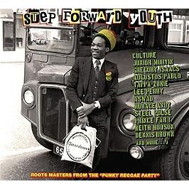 Step forward youth, CD Digipack