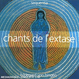 Chants de l'extase, CD