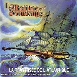 La Traversée De L'Atlantique, CD