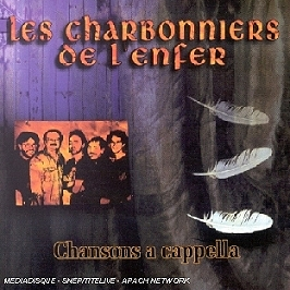 Chansons A Cappella, CD
