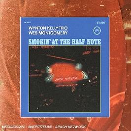 Smokin' At The Half Note, CD Digipack
