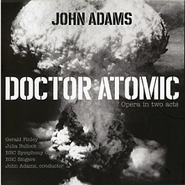 Doctor Atomic, CD + Box