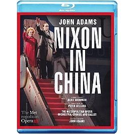 Nixon in China-Adams/Sellars, Blu-ray Musical