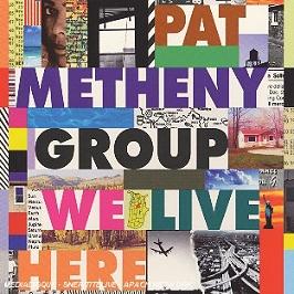 We Live Here, CD