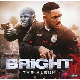 Bright the album (bof), CD