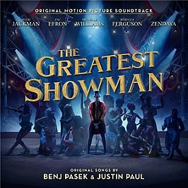 The greatest showman, CD