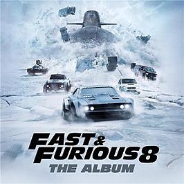 Fast furious 8 the album (bof), CD