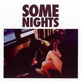 Some nights, CD