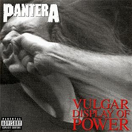 Vulgar display of power, CD