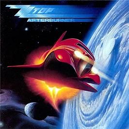 Afterburner, CD