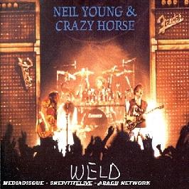 Weld, CD