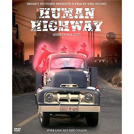 Human highway, Dvd Musical