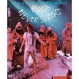 Rust never sleeps, Dvd Musical