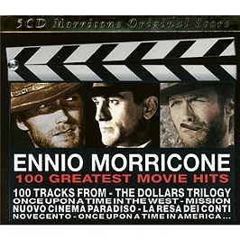 100 greatest movie hits, CD + Box