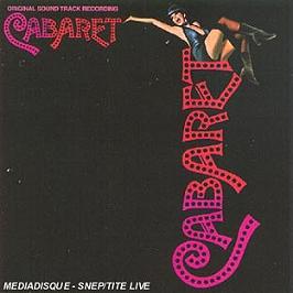 Cabaret (bof), CD