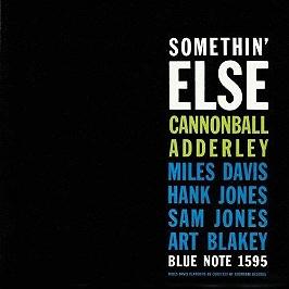 Somethin' else, Vinyle 33T