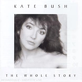 The Whole Story, CD