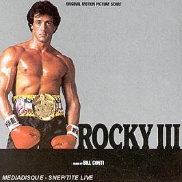 Rocky 3 L'oeil Du Tigre (Bof), CD