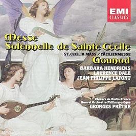 Messe Ste Cecile Pretre, CD