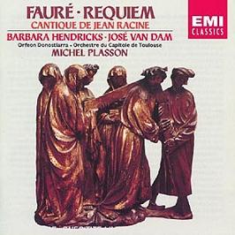 Requiem;Cantique De Jean Racine, CD