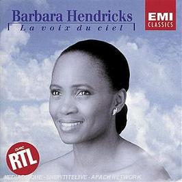 La Voix Du Ciel, CD