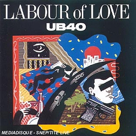 Labour of love /vol.1, CD