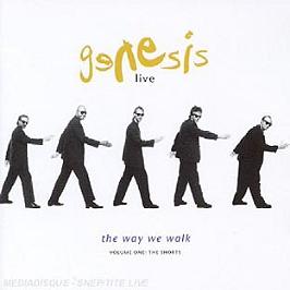 Live the way we walk /vol.1 (best of live), CD