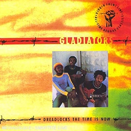 Dreadlocks the time is now, CD