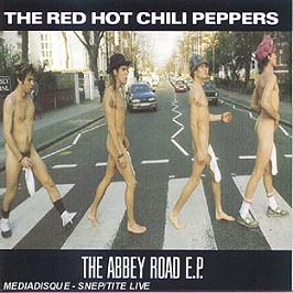 The Abbey Road ep, CD Maxi
