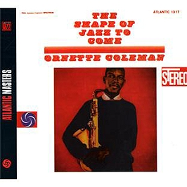 The shape of jazz to come, CD Digipack