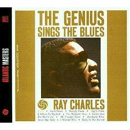 The Genius Sings The Blues, CD Digipack