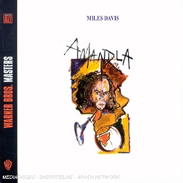 Amandla, CD Digipack