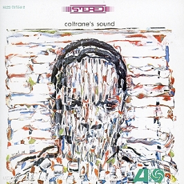 Coltrane's Sound, CD