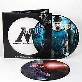 Harry Potter and the order of the phoenix, Edition illustrée limitée., Double vinyle