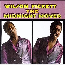 The midnight mover, CD