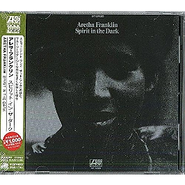 Spirit in the dark, CD