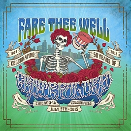 Fare thee well, CD AUDIO + DVD (package DVD)