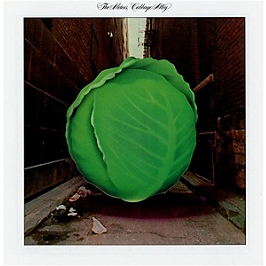 Cabbage alley, édition Japon., CD