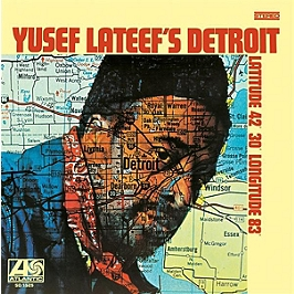 YI S Detroit latitude 4230', CD