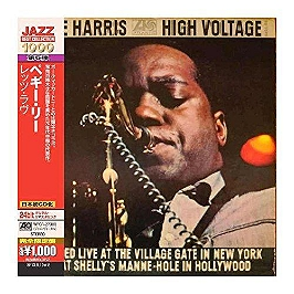 High voltage, CD