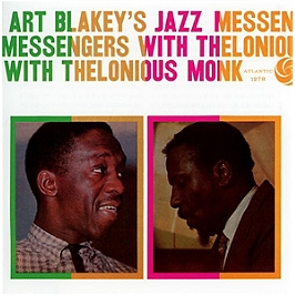 With Thelonius Monk, CD