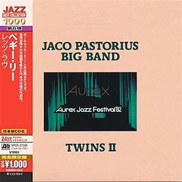 Twins II, CD