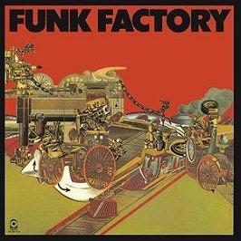Funk Factory, CD