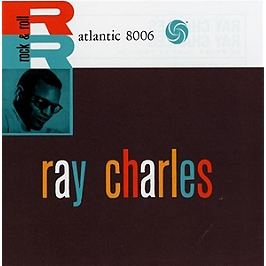 Ray Charles, edition Japan, CD