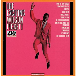 Exciting Wilson Pickett, edition Japan, CD