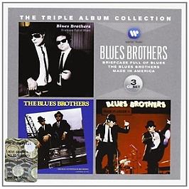 Triple album collection, CD