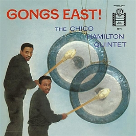 Gongs east, CD